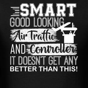 Air Traffic Controller Shirt - Men's T-Shirt