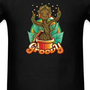 Groovy Groot - Men's T-Shirt