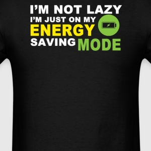 energy saving mode - Men's T-Shirt