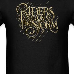 Riders on the storm - Men's T-Shirt