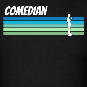 Retro Comedian - Men's T-Shirt