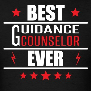 Best Guidance Counselor Ever - Men's T-Shirt