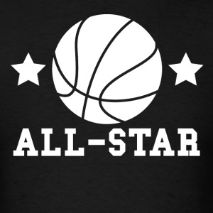 Basketball All Star - Men's T-Shirt