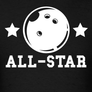 Bowling All Star - Men's T-Shirt