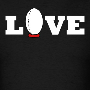 Rugby Love - Men's T-Shirt