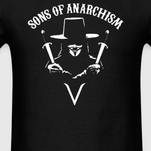 Sons of Anarchism - Men's T-Shirt