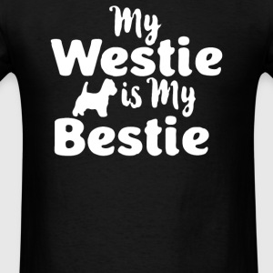 My Westie Bestie - Men's T-Shirt
