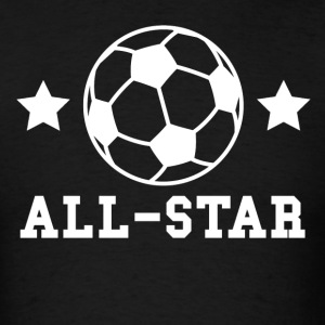Soccer All Star - Men's T-Shirt