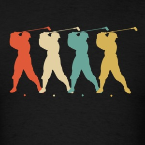 Retro Golf Pop Art - Men's T-Shirt
