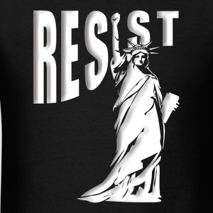 Resist Liberty - Men's T-Shirt