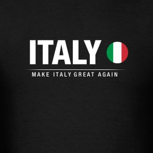 Make Italy Great Again - Men's T-Shirt