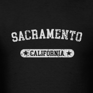 Sacramento California - Men's T-Shirt