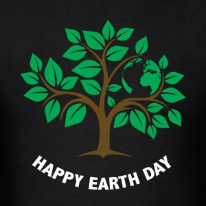 Happy Earth Day T shirt Gift, Save The Earth Shirt - Men's T-Shirt