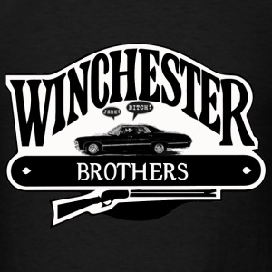 WINCHESTER - BROTHERS - Men's T-Shirt