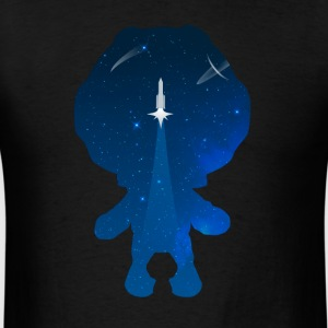 Little Astronaut - Men's T-Shirt