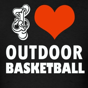 BASKETBALL DESIGN - Men's T-Shirt