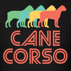 Cane Corso Pop Art - Men's T-Shirt