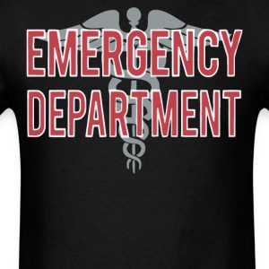 Emergency Department T Shirt - Men's T-Shirt