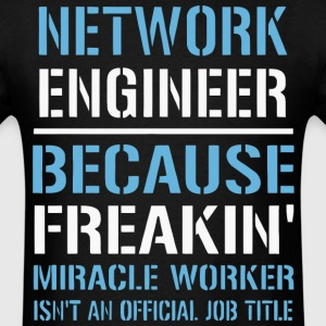 Network Engineer T Shirt - Men's T-Shirt