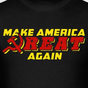 Make America *reat Again - Men's T-Shirt