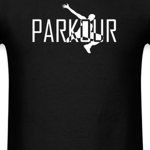 Parkour and Freerunning - Men's T-Shirt