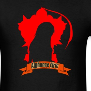 alphonse elric - Men's T-Shirt