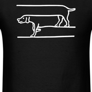 DOG PETS - Men's T-Shirt
