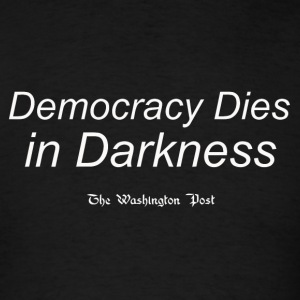 Democracy - Men's T-Shirt