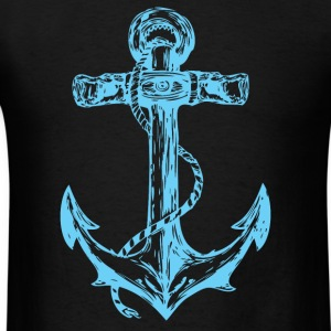 The Anchor - Men's T-Shirt