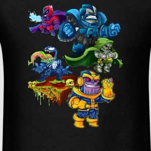 Marvel Villains - Men's T-Shirt