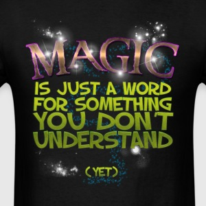 MAGIC Definition - Men's T-Shirt