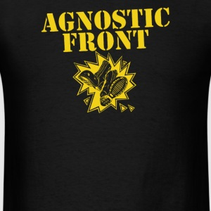 Agnostic front - Men's T-Shirt
