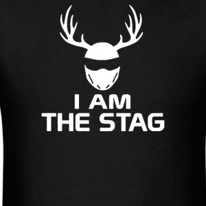 I Am The Stag Stag Night Hen Wedding - Men's T-Shirt