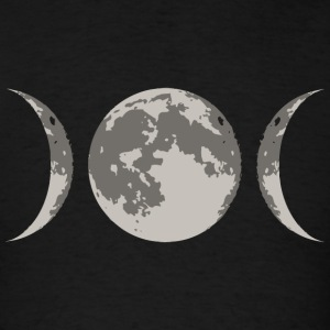 Moon - Magical Moon - Men's T-Shirt