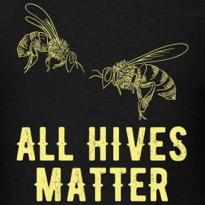 Beekeeping - All Hives Matter - Beekeeping - Men's T-Shirt