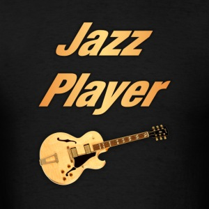 Jazz Player - Men's T-Shirt