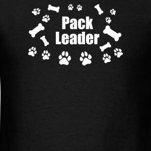 Pack Leader Funny Novelty - Men's T-Shirt