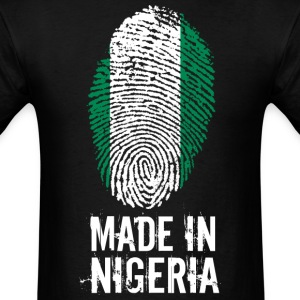 Made In Nigeria - Men's T-Shirt