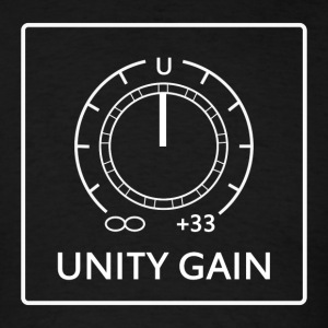 Unity Gain Official - Men's T-Shirt