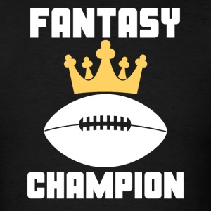 Fantasy Champion Fantasy Football - Men's T-Shirt