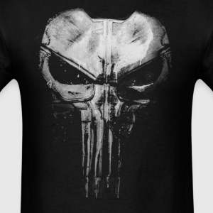 Punisher Logo - Men's T-Shirt