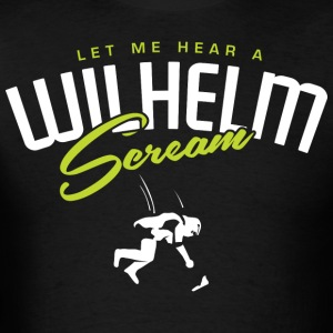 Wilhelm Scream - Men's T-Shirt