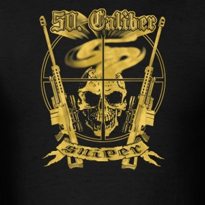 Caliber sniper - Men's T-Shirt