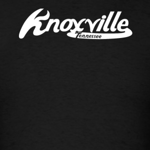 Knoxville Tennessee Vintage Logo - Men's T-Shirt