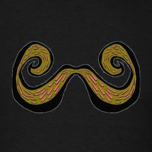 The Handlebar - Men's T-Shirt