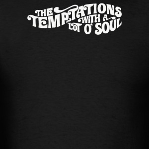 THE TEMPTATIONS - Men's T-Shirt