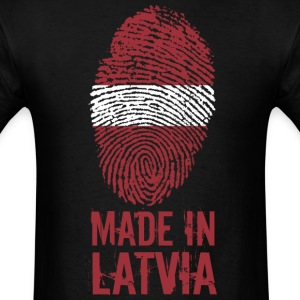 Made In Latvia - Men's T-Shirt