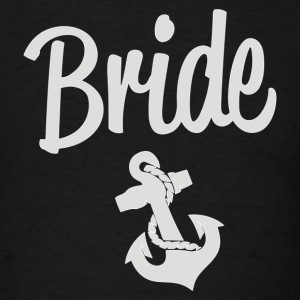 Bride - Men's T-Shirt