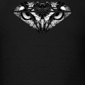 Owl Diamond - Men's T-Shirt