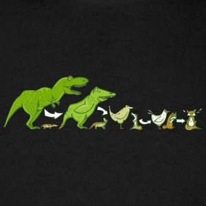 It Took 65 Million Years to Eat You - Men's T-Shirt